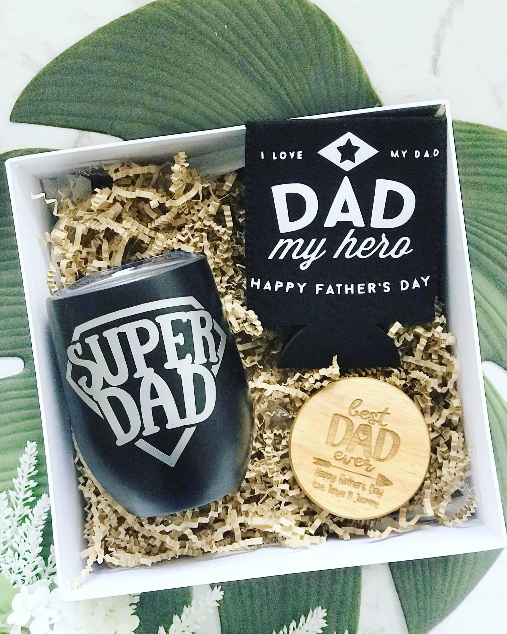 Super Dad Gift Bundle