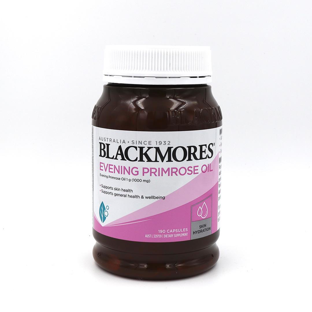 Blackmores Evening Primrose Oil 190 Capsules